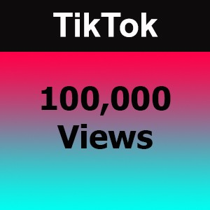 Buy 100000 TikTok Views